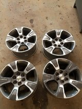 Set of 4 Wheels for Colorado or Canyon Truck in Cleveland, Texas