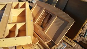 Ikea full bed frame in Yucca Valley, California