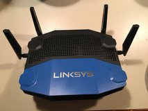 Links wireless router in Perry, Georgia