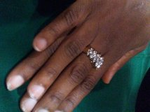 Engagement Ring in Fort Irwin, California