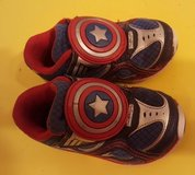 Toddler Boy Shoes - Stride Rite / Captain America (Sizes 7M and 9.5M) in Bartlett, Illinois