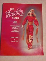 Barbie Doll Years Fifth Edition in Aurora, Illinois