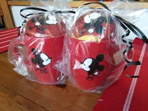 Darling Micky and Minnie Set of mugs in Naperville, Illinois