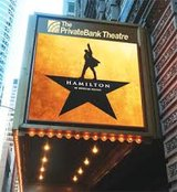 Hamilton Tickets (2) for Weds January 25 @7:30pm in Bolingbrook, Illinois