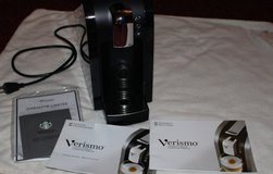 Starbucks Verismo Expresso Coffee Caffe Latte Maker Machine in Sandwich, Illinois