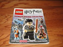 "LEGO ""HARRY POTTER"" ULTIMATE STICKER COLLECTION 1000 REUSABLE STICKERS in Camp Lejeune, North Carolina"