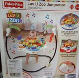 Baby Bouncer / Jumparoo - Fisher Price in Bartlett, Illinois