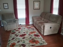 Lazy Boy couch and recliner in Sugar Grove, Illinois
