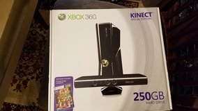 XBox 360 Like New Kinect Special Edition in Warner Robins, Georgia