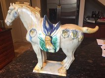 Ting Porcelain Horse in Kingwood, Texas