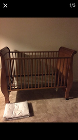 Crib and dresser in Morris, Illinois