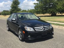 2009 Mercedes Benz C300 Luxury in Lackland AFB, Texas