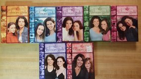 Gilmore Girls season 1-7 complete set in Fort Polk, Louisiana