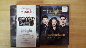 The Twilight Saga all 5 in Fort Polk, Louisiana