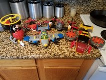 Fisher Price/Imaginext aircraft lot in Beaufort, South Carolina