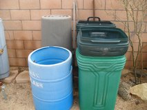 ~~  Garbage Can Job Lot  ~~ in Yucca Valley, California