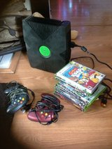 Xbox the original with 2 controllers and about 10 games in Travis AFB, California