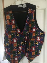 Halloween Vest 1x in Wheaton, Illinois