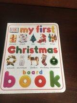 First Christmas Words Board Book in Lockport, Illinois