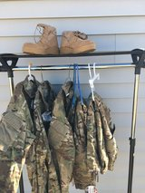 Military Boots and Flame Resistant Top and Bottom in Lawton, Oklahoma