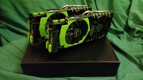 2x MSI GTX 970 Special Editions in San Ysidro, California