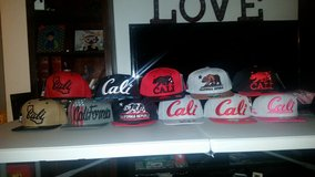 Cali hats flat bill in Barstow, California