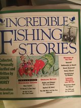Incredible Fishing Stories Book in Glendale Heights, Illinois