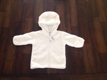 New with Tag the Children's Place Baby Girl/Boy Faux Fur Bear Hoodie/Jacket, size 0-3 months in Palatine, Illinois
