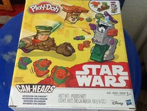 Disneys Star Wars Playdoh Can-Heads in Ramstein, Germany