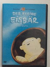 Der Kleine Eisbär (for a German DVD player) in Wiesbaden, GE