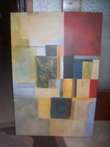 Modern  painting  on Canvas-sizes 120/70cm in Ramstein, Germany
