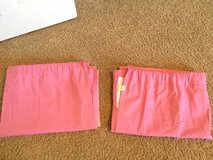 Set of 2 Pottery Barn Kids Blackout Curtains - Bright Pink in Joliet, Illinois