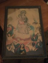 Old Religious picture in Fairfield, California