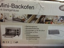 Backing oven in Ramstein, Germany