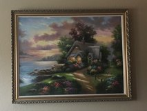Beautiful Centerpiece Painting in Kingwood, Texas