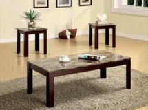 BRAND NEW Coffee and End Tables Set in Camp Lejeune, North Carolina