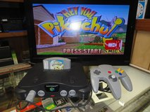 Nintendo N64 Complete System in Camp Lejeune, North Carolina