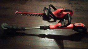 Black & Decker Weed & Hedge Trimmers in Beaufort, South Carolina