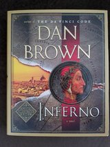 Inferno, Special Illustrated Edition in Fairfield, California