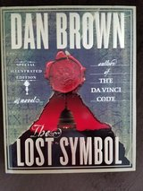 The Lost Symbol, Special Illustrated Edition in Travis AFB, California