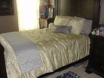 """MARTHA STEWART"" 22 PIECE BEDROOM COMFORTER SET in Camp Lejeune, North Carolina"