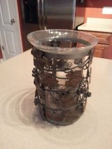 METAL LARGE CANDLE HOLDER in Sandwich, Illinois
