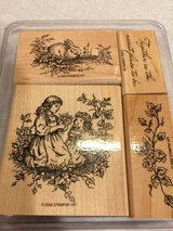 Stampin Up Tender Toile in Lockport, Illinois