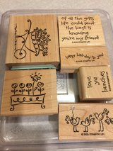 Stampin Up Love Ya Bunches in Lockport, Illinois