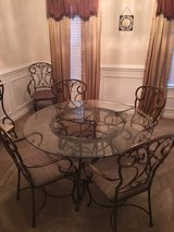 Table Chairs and Wine Rack in Columbia, South Carolina