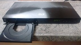 Samsung 3d Blu-ray player in Ramstein, Germany