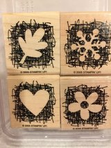 Stampin Up Made from Scratch Stamp Set in Oswego, Illinois
