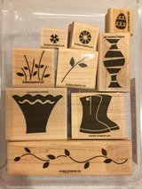 Stampin UP Flower Filled Stamp Set in Joliet, Illinois