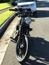 Yamaha Bolt 2014 in Schofield Barracks, Hawaii