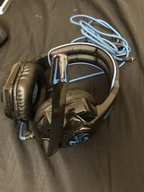 Noswer professional gaming LED headset in Fort Irwin, California